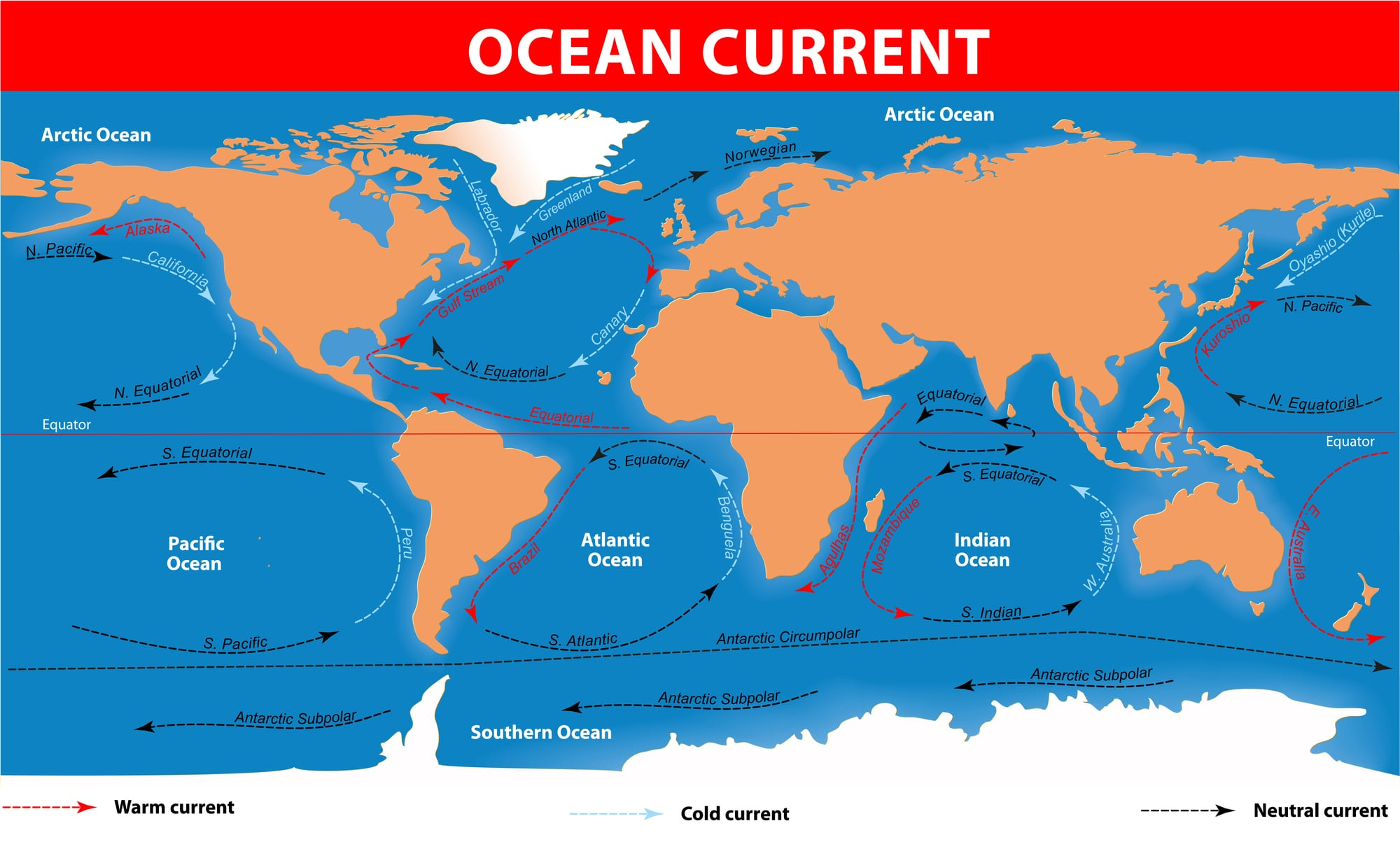 Conveyor stop? Why the Gulf Stream is slowing down and what it threatens the planet