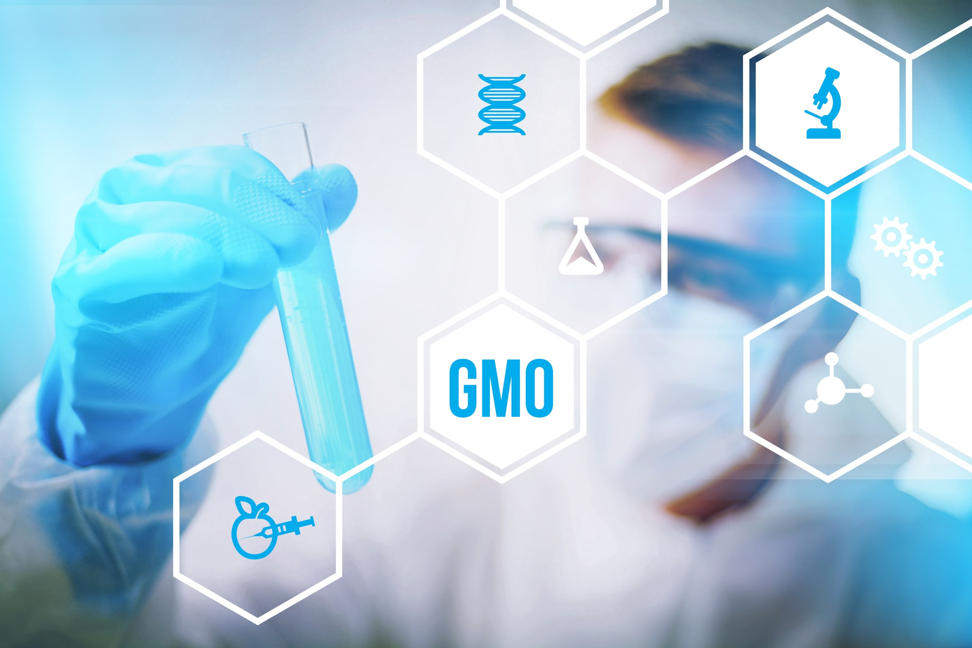 Should we fear GMOs? Take a look – all our food is genetically modified