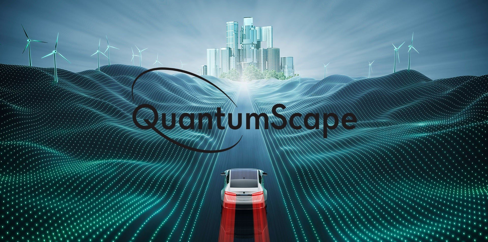 Qatar wealth fund holds a nearly 5% stake in electric car battery developer Quantumscape Corp.