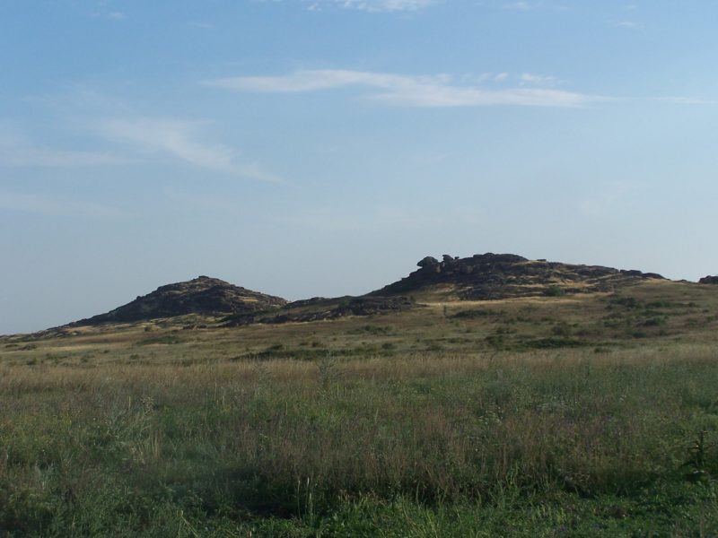 Steppes: the last islands of nature