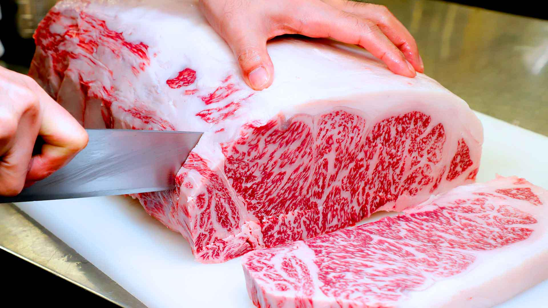 Raising the steaks: First 3D-bioprinted structured Wagyu beef-like meat unveiled