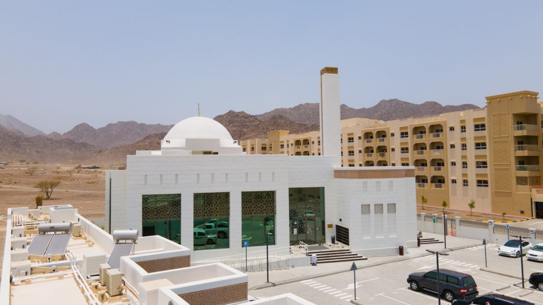 DEWA inaugurates world's first mosque to receive LEED platinum rating for green buildings