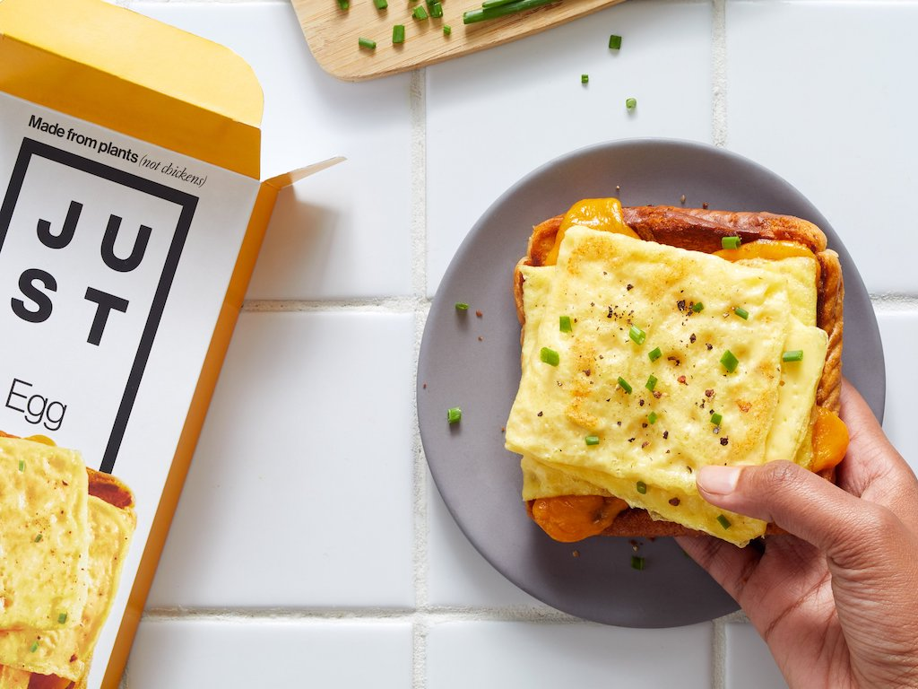 Plant-based egg, meat company 'Eat Just' gets cracking with Qatar expansion