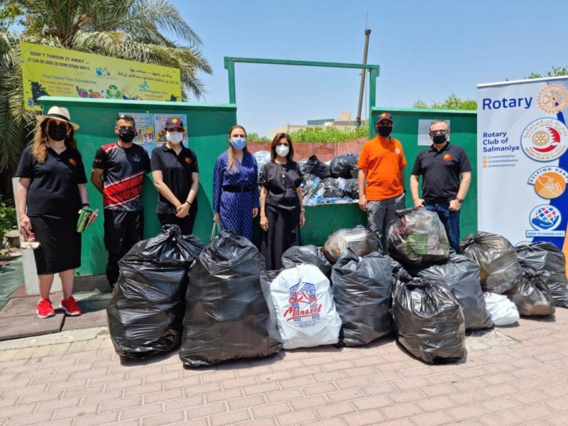 Environmental awareness campaign helps green initiatives take root in Bahrain