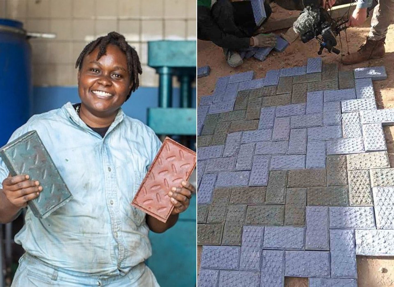 Kenyan girl has developed a startup that is potentially a gold mine