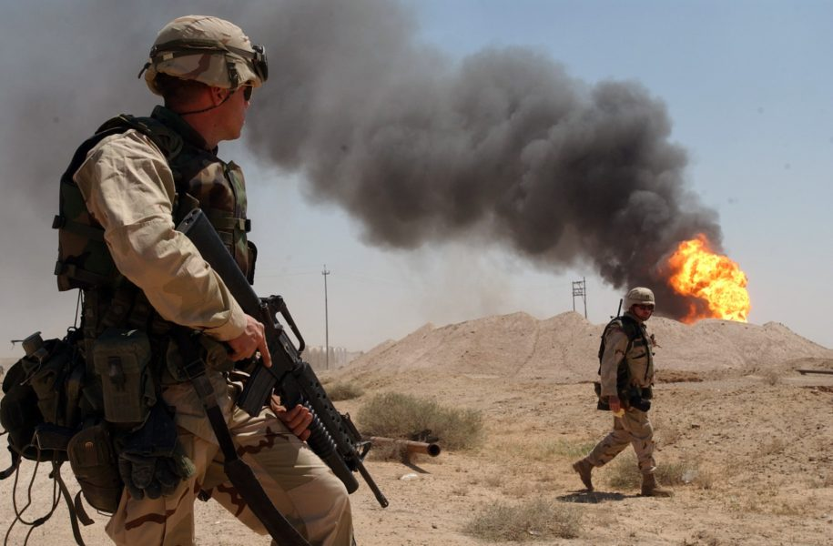 The rise in Iraqi cancer cases may be linked to wars, the environment