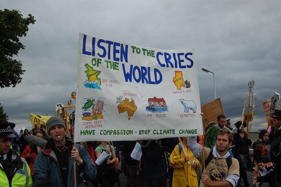 What climate change requires of economics