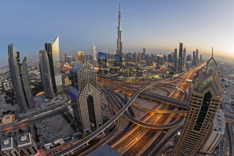 Dubai's Roads and Transport Authority released the 6th Sustainability Report 2020