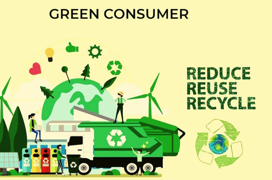 """A """"greener"""" life. Habits that will help save the planet"""