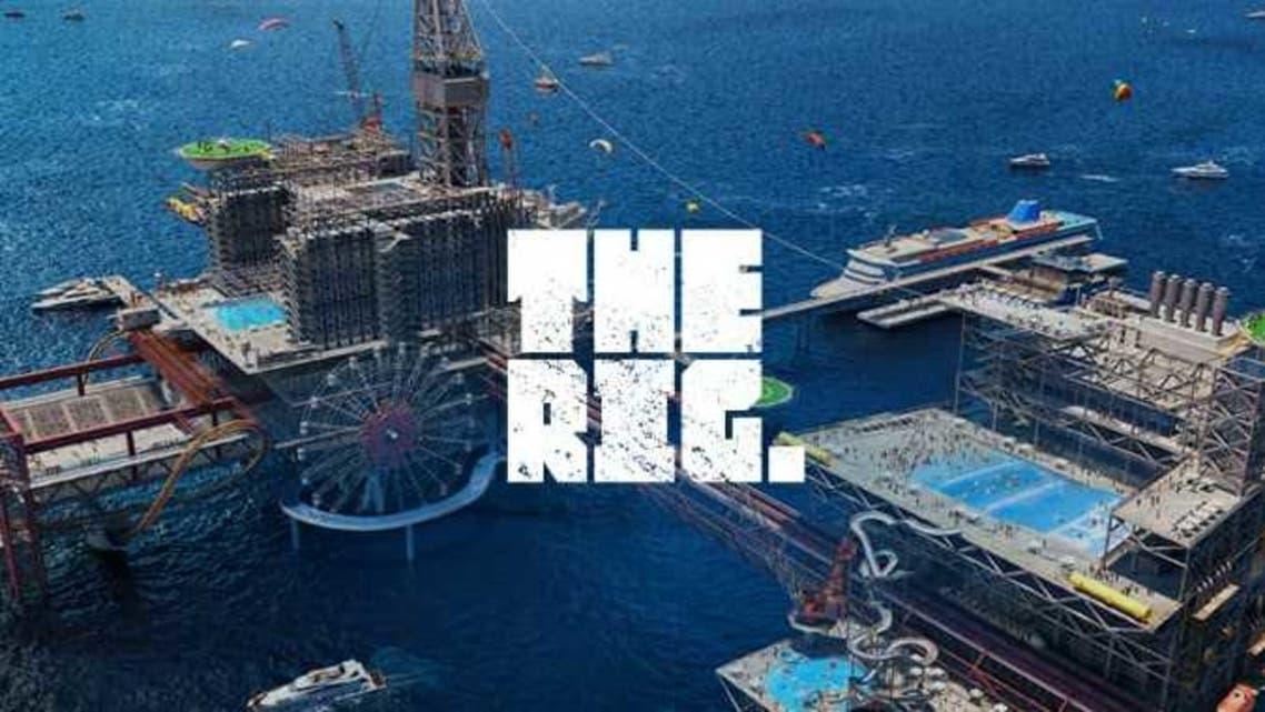 Saudi Arabia announces new tourist destination on an oil rig – offshore platform