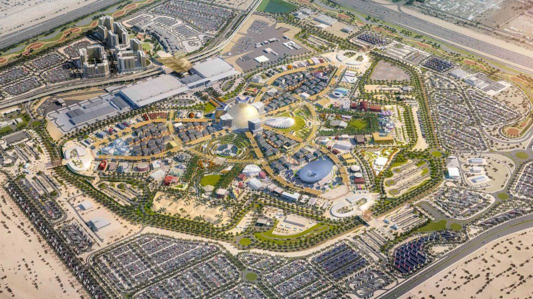 How Expo 2020 Dubai hopes to inspire action to address pressing global challenges