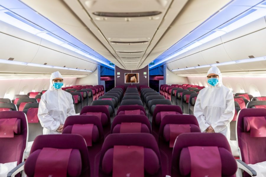 Qatar Airways sees 'continual improvement' in waste, water and energy use