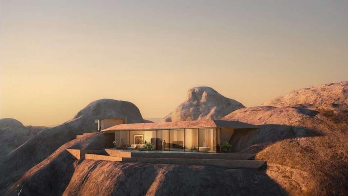 TRSDC unveils spectacular Desert Rock mountain resort