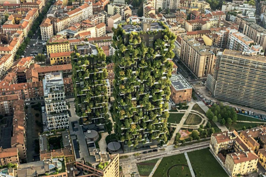 Ten great city projects for nature – from vertical forests to a 'gangsta garden'