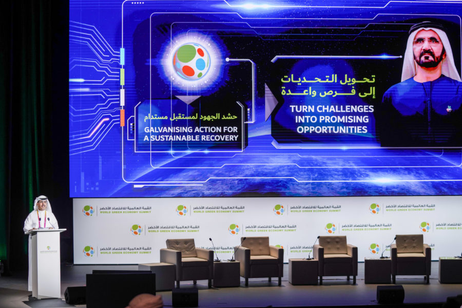 World Green Economy Summit 2021 concludes with announcement of 7th Dubai Declaration